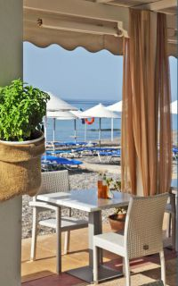 CHC Coriva Beach, Ierapetra, restaurant-sea-view-8