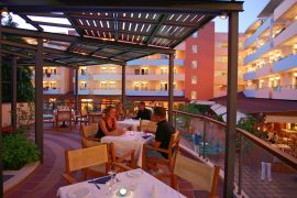 Bio Suites Hotel, Rethymno town, taverna small