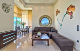 Modern Interior Villa, Maleme, living room 5