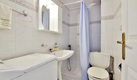 Isadora Apartments, Almirida, isadora-apt-three-bedroom-apt-bath