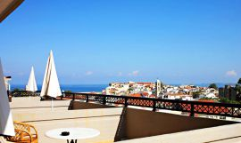 Arkadi Hotel, Chania town, arkadi-hotel-balcony-view-2