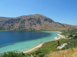Lake Kournas 3