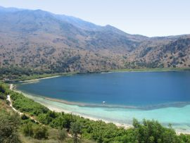 Lake Kournas 4