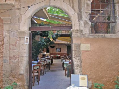 Taverna Chania Old Town 1
