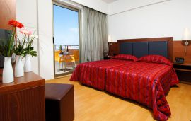 Marin Dream Hotel, Heraklion Town, twin-bedroom