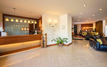 Marin Dream Hotel, Heraklion Town, lobby-reception-big