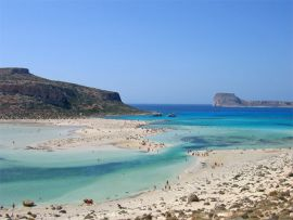 Balos Beach Panoramic 5