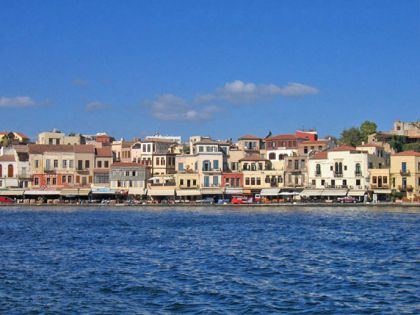 Chania old Town Waterfront 4
