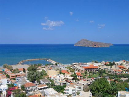 Platanias Harbour 3