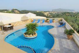Villa Heights, Stalos, Swimming Pool 2