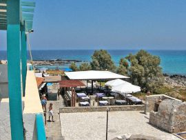 Blue Beach Apartments, Stavros, Blue Beach Taverna 1