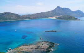 Sea Star Excursions, Chania (Byen), Gramvousa and Balos Tour