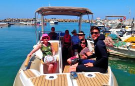 Sea Star Excursions, Chania (Byen), Orizon Boat