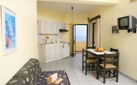 Kaissa Beach Apartments, Gouves, One-bedroom apartment
