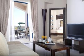 CHC Galini Sea View Hotel, Agia Marina, Junior suite