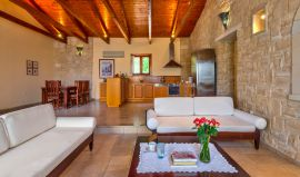Villa Calm, Asteri, Open plan area