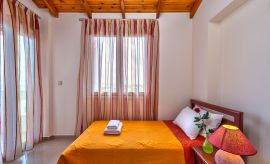 Villa Grigoria, Agia Marina, bedroom-single-top-floor