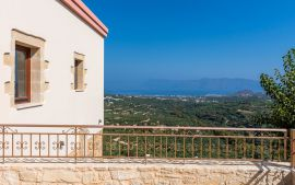 Gramvousa Maisonette, Falassarna, Panoramic view from maisonette