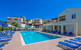 Theos Village Apartments, Chrissi Akti, Swimming pool 1