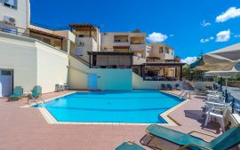 Theos Village Apartments, Chrissi Akti, Swimming pool 2