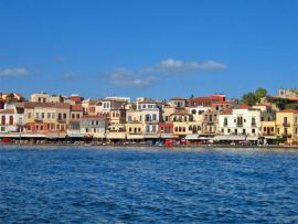 Chania-waterfront