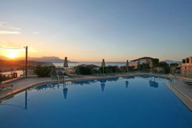 Pegasos Maisonettes, Almyrida, Sunset Pool 5