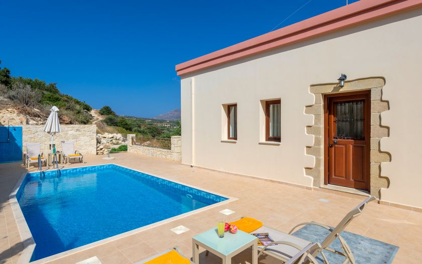 Gramvousa Maisonette, Falassarna, Swimming pool