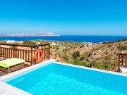 Stunning View Villa in Crete, Chania, Almirida