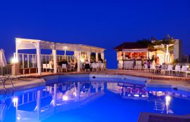 Porto Village Hotel, Hersonissos, Pool bar