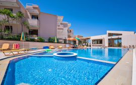 Oscar Suites & Village, Agia Marina, Pool area Id
