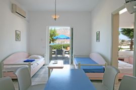 Blue Beach Apartments, Stavros, 2-Bedroom Apartment 2