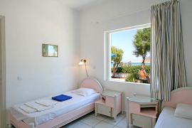 Blue Beach Apartments, Stavros, 2-bedroom Apartment 3