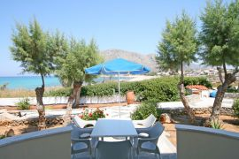 Blue Beach Apartments, Stavros, 2-bedroom Apartment 5