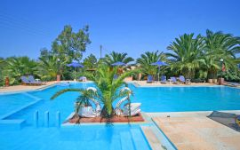 Tersanas Village Apartments, Τερσανάς, Tersanas Village Apartments Pool 3