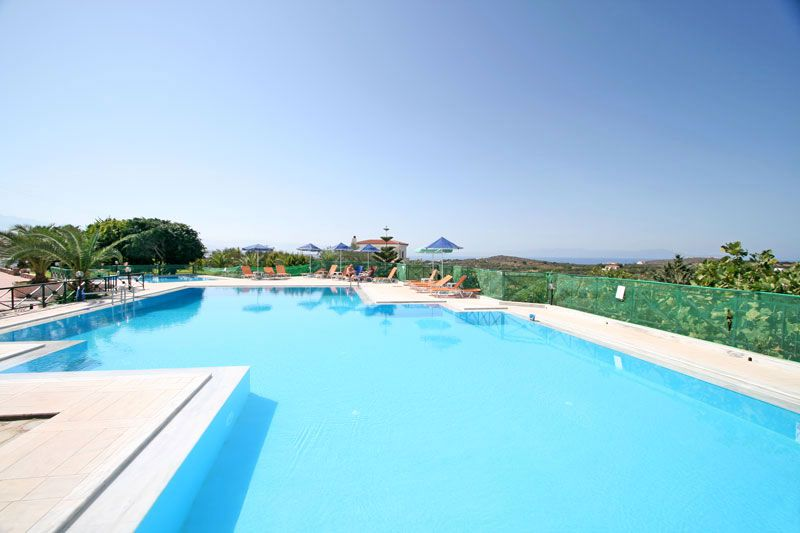 Aloni Suites, Калатас, Aloni Suites Pool 7