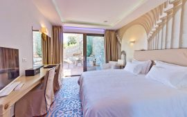 Royal Marmin Bay Boutique and Art Hotel, Elounda, Standar Mediterannean room 1