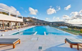 Royal Marmin Bay Boutique and Art Hotel, Elounda, pool area 4