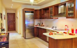 Beachfront Apartment, Agia Pelagia, kitchen 2
