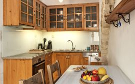 Splanzia Apartment, Chania town, kitchen 2