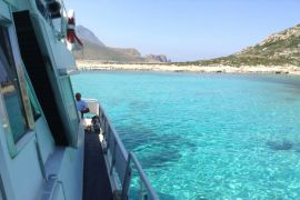 Private Cruises to Balos, Киссамос, sea 1