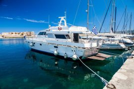 Private Cruises to Balos, Киссамос, ship 5