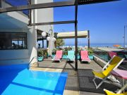 Steris Beach Hotel Apartments in Kreta, Rethymno, Rethymno town