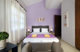 Iakinthi Villa, Stavros, double bedroom 1a