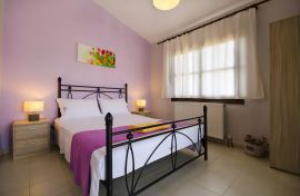 Iakinthi Villa, Stavros, double bedroom 2a