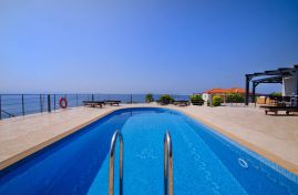 Tersanas Villa Alma, Tersanas, lovely sea views 1