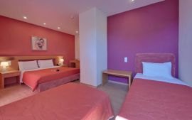 Memory Boutique Hotel, Hersonissos, bedroom 2b