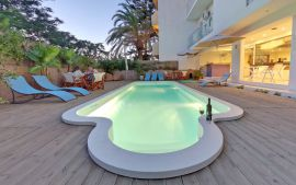 Memory Boutique Hotel, Hersonissos, pool area 3