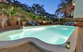 Memory Boutique Hotel, Hersonissos, pool area 4