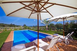 Villa Rest, Gerani, pool area iii