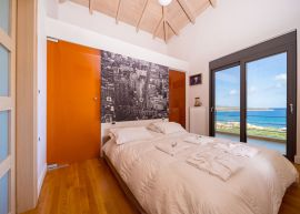 Pasiphae Sea View Villa, Stalos, bedroom 1a